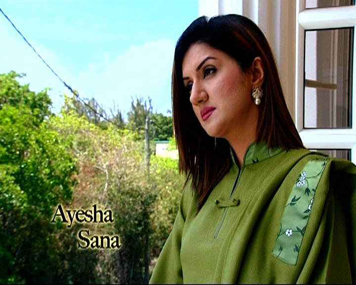 Ayesha Sana - profile, interview & pictures