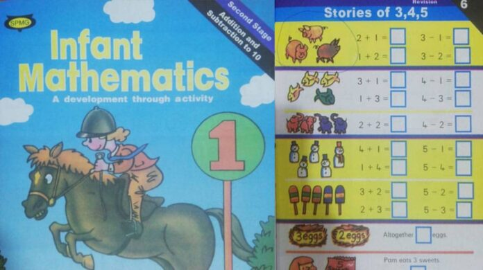 Maths Book Banned for Using Pigs' Images