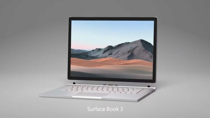 Microsoft Launches Surface Go 2 & Surface Book 3