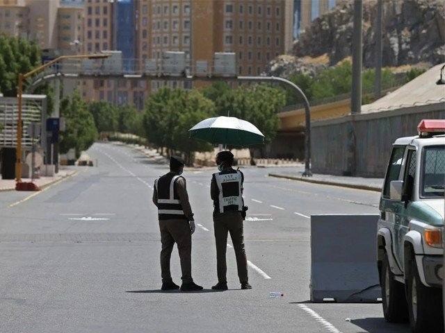 Curfew on Eid ul Fitr in KSA