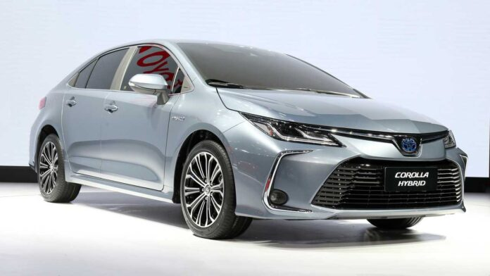 New 12th Generation Corolla