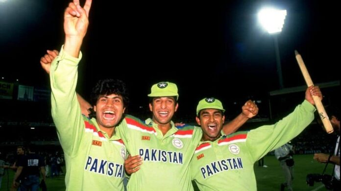 1992 Cricket World Cup Picture
