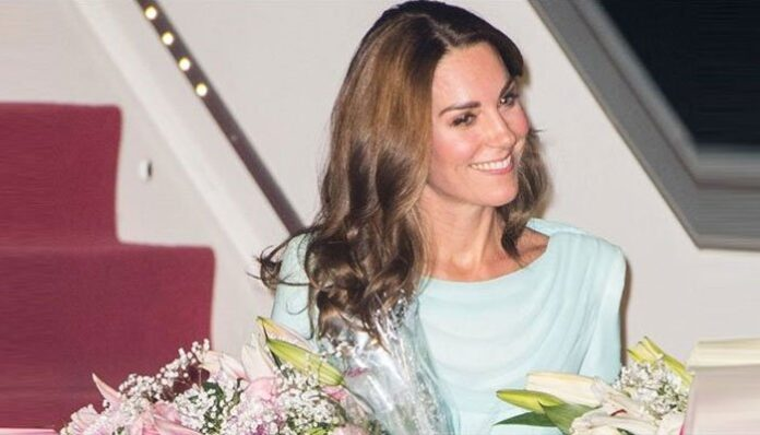 British Princess Kate Middleton