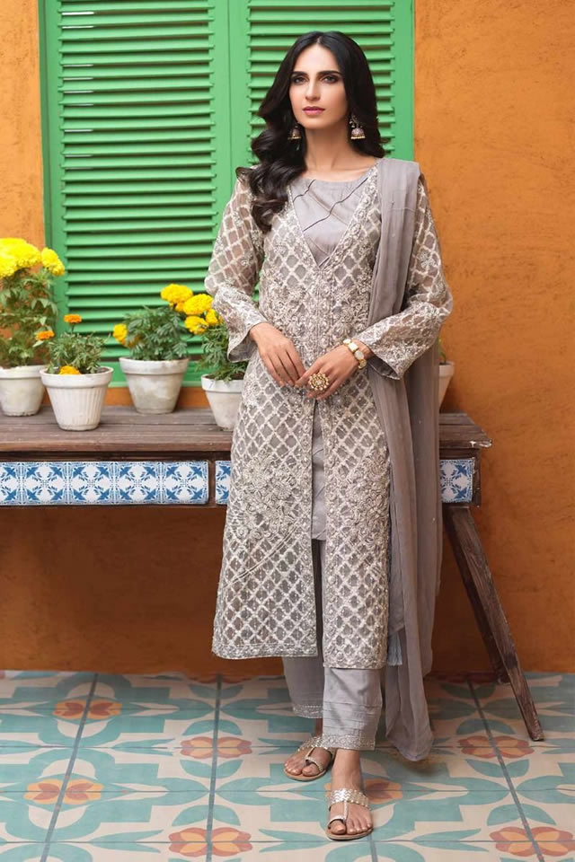 Satrangi Embroidery Dresses Collection 2020