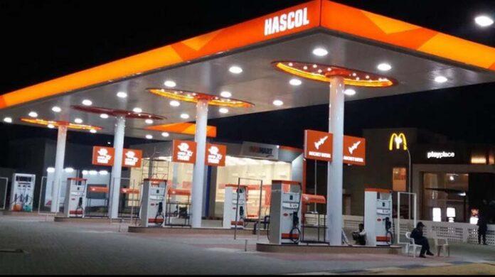 Hascol Petrol Station