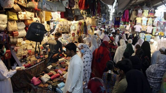 Lahore Market