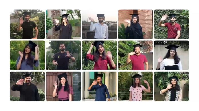 LUMS Virtual Convocation