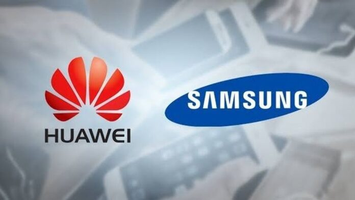 Huawei and Samsung Mobile Companies