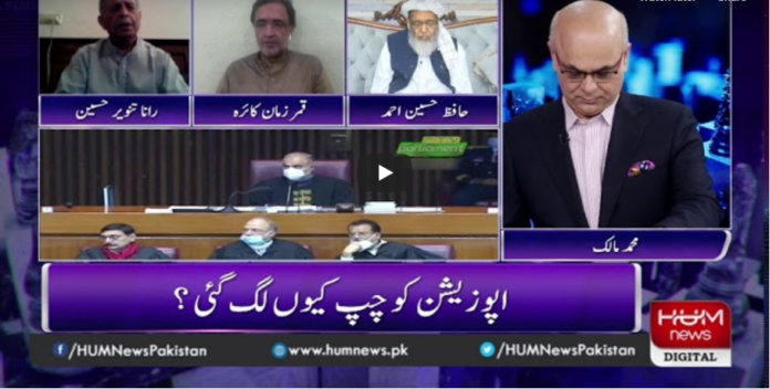 Breaking Point with Malick 27th September 2020 Today by HUM News