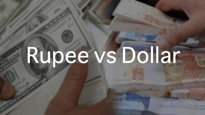 Dollor vs Pakistani Rupee