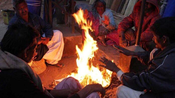 Cold Winter Nights in Karachi