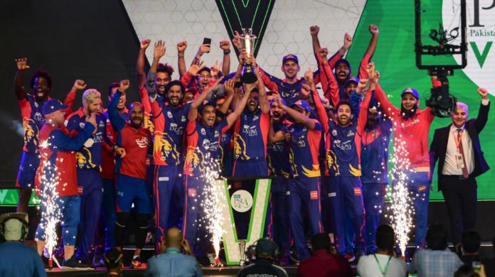 PSl 5 Winner Team Karachi Kings