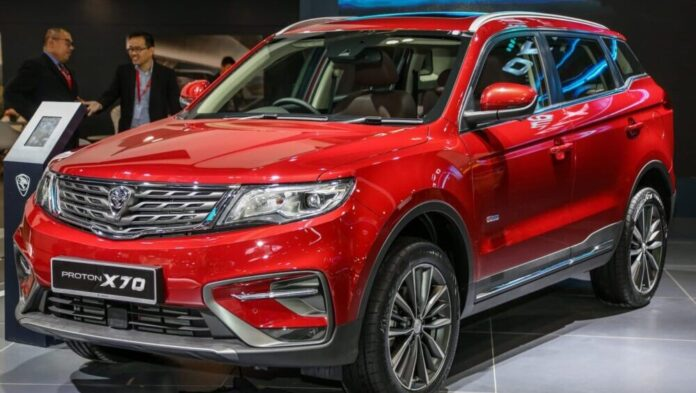 Proton Actively Responded To Public Complaints About X70 Bookings