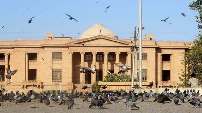 Sindh High Court SHC