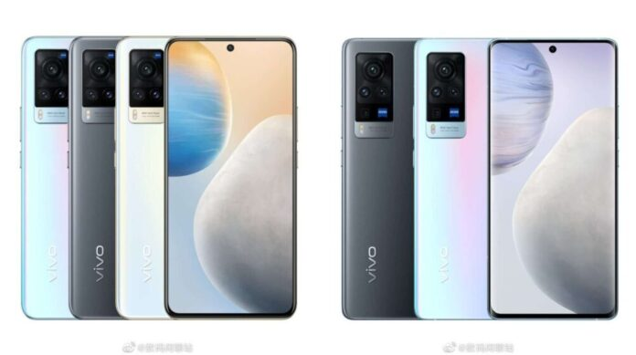 Vivo Is ready To Make An Official Debut of Its Flagship X60 Series