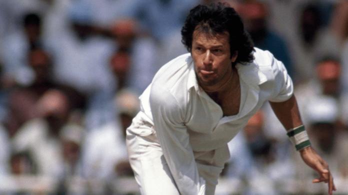 Former Captain Pakistan Cricket Team Imran Khan