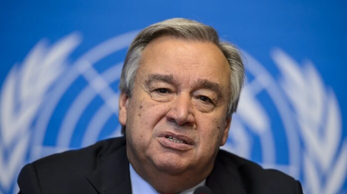 UN Secretary Sends New Year's Greetings in Urdu for First Time in History UN Secretary Sends New Year's Greetings in Urdu for First Time in History