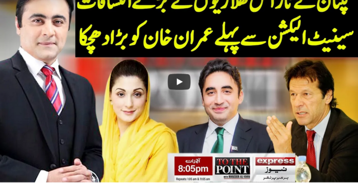 To The Point 23rd February 2021 Today by Express News