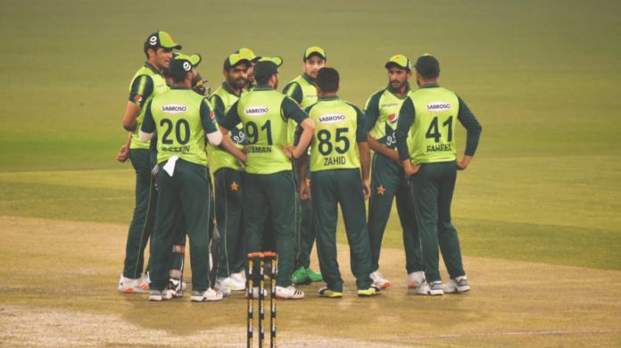 T20I Squad of Pakistan
