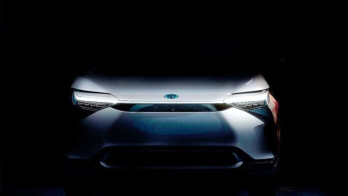 Toyota's Upcoming Electric Car