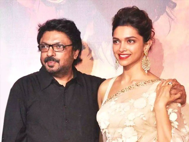 Deepka podokone with Leela Bhansali