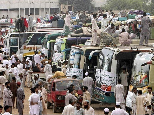 Inter city transport
