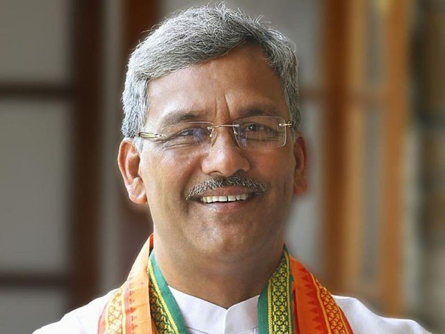 BJP leader Trivandrum Singh Rawat