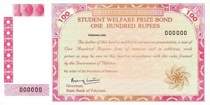 100 Prize Bond