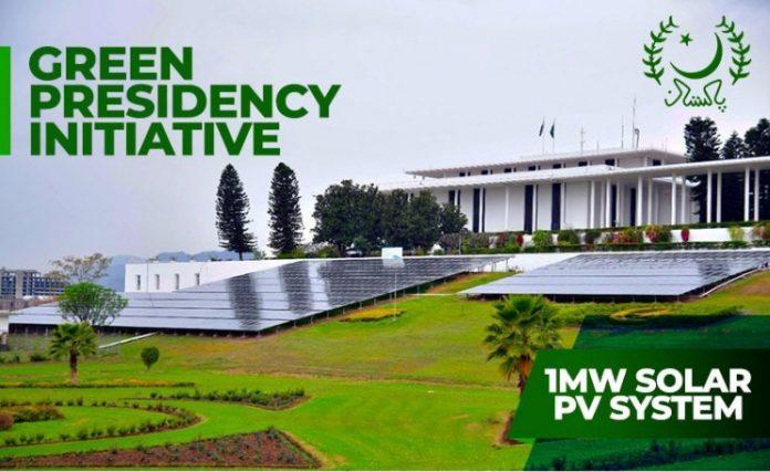 Green Presidency Initiative
