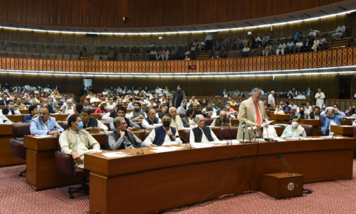 National Assembly Meeting on Finance Bill