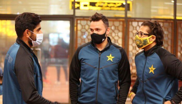 Pakistani Cricket Squad