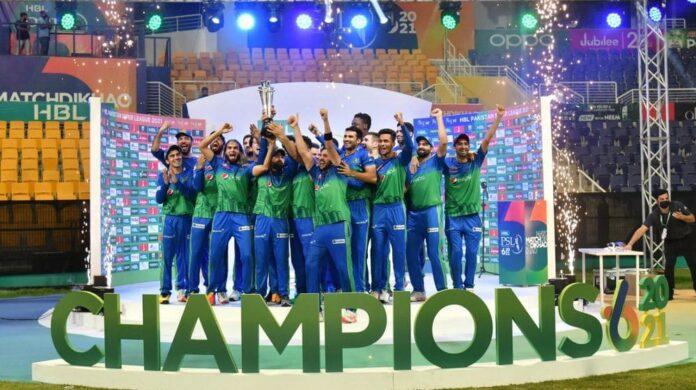 Multan Sultan Champions
