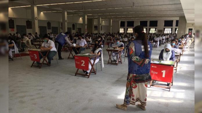 Exam Center in Sindh