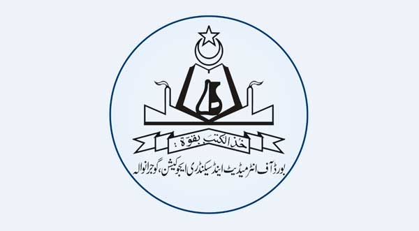 Gujranwala Board 10th Class Result Annual Exams 2021